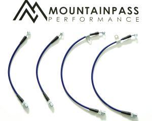 tesla model 3 stainless steel brake lines