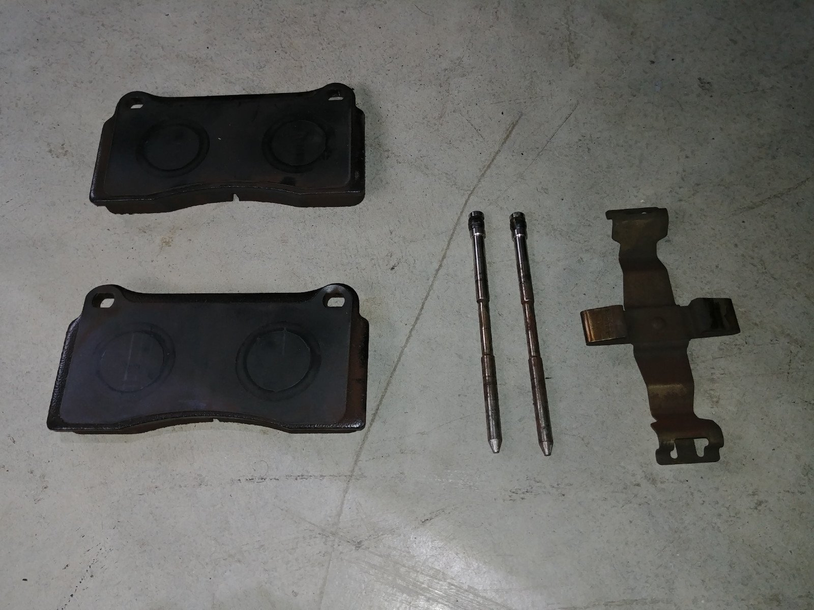 Tesla Model 3 Front Brake Pad Replacement DIY Pins and ...
