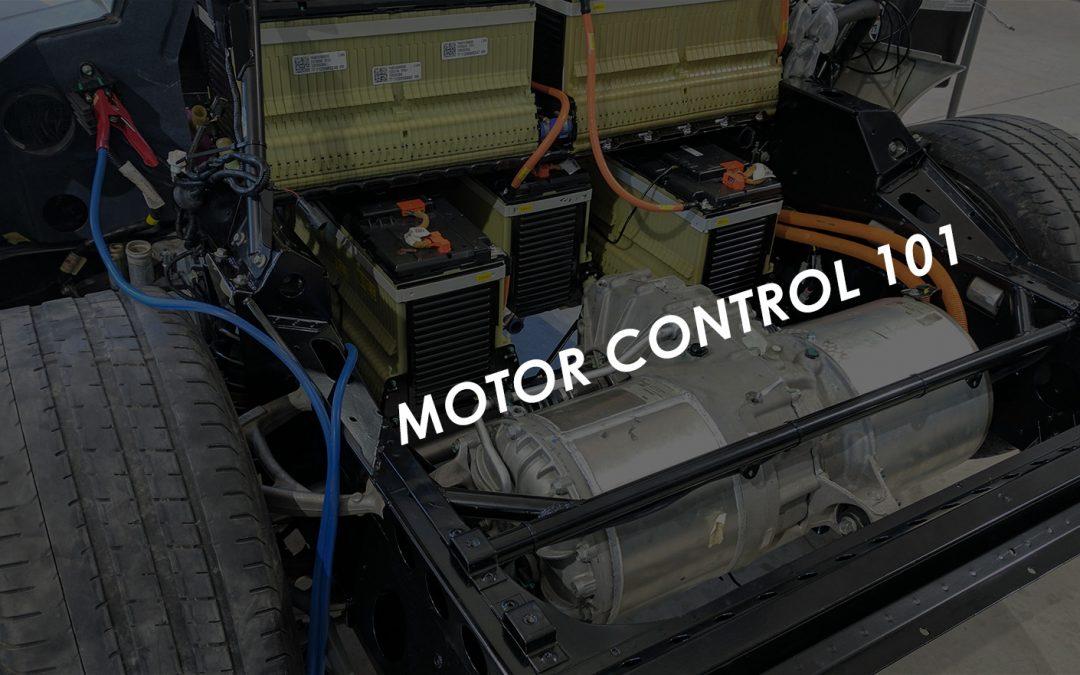 Motor Control 101