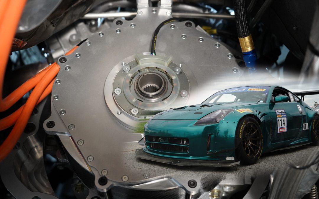 KERS Kels – Hybrid 350z Overview