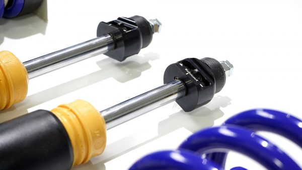 MPP Coilover Rear Rebound Adjuster Detail Image
