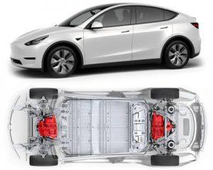 Model Y AWD