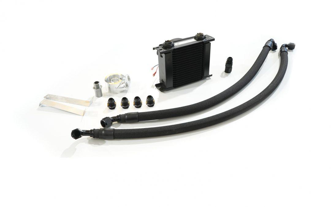 MPP.R Rear Drive Unit Oil Cooler Installation Instructions