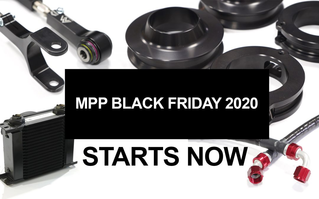 MPP Black Friday Starts Early Because 2020