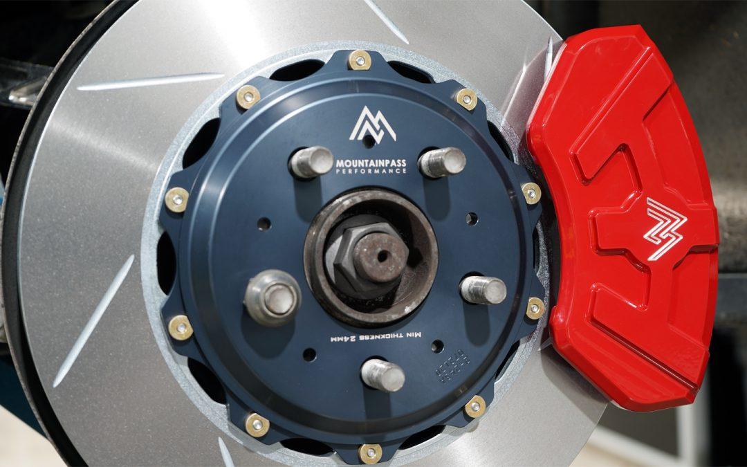 MPP.R Performance Rear BBK Installation Instructions