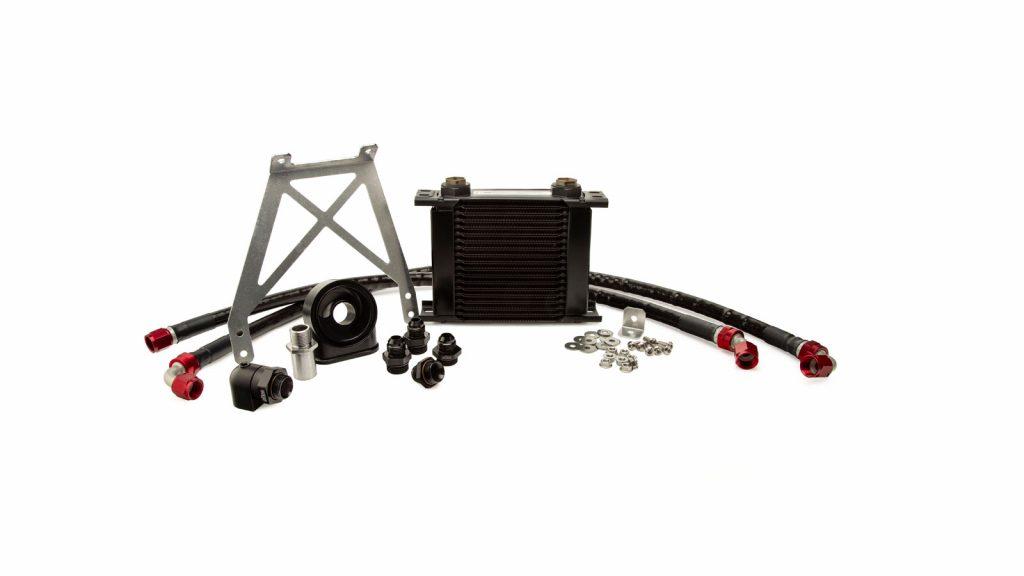 MPP Rear Drive Unit Oil Cooler Upgrade for the Tesla Model 3