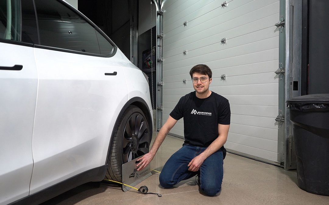 How To Adjust Your Tesla's Alignment
