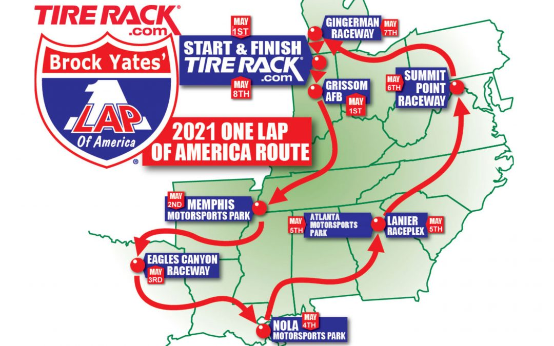 MPP Racers Tackle One Lap Of America!