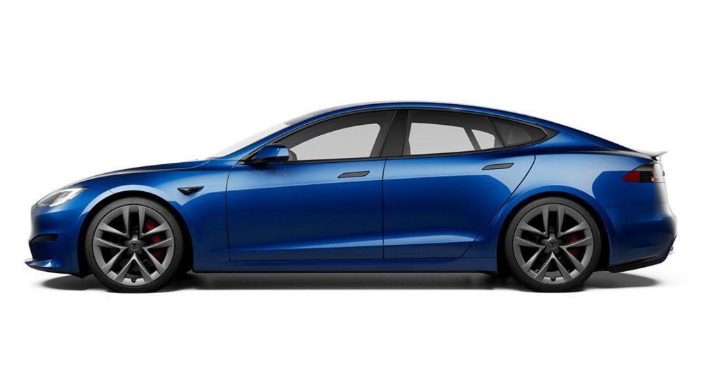 Tesla Model S Plaid+ cancelled by Elon Musk
